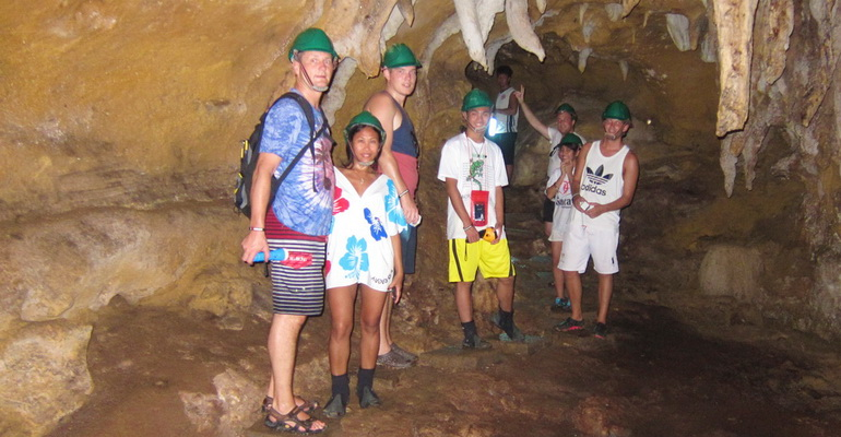 Mainland Cave Tour