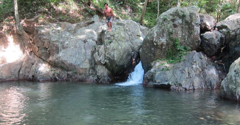 Mainland Tour Agnaga Falls