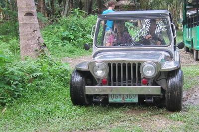 off boracay activities custom jeep